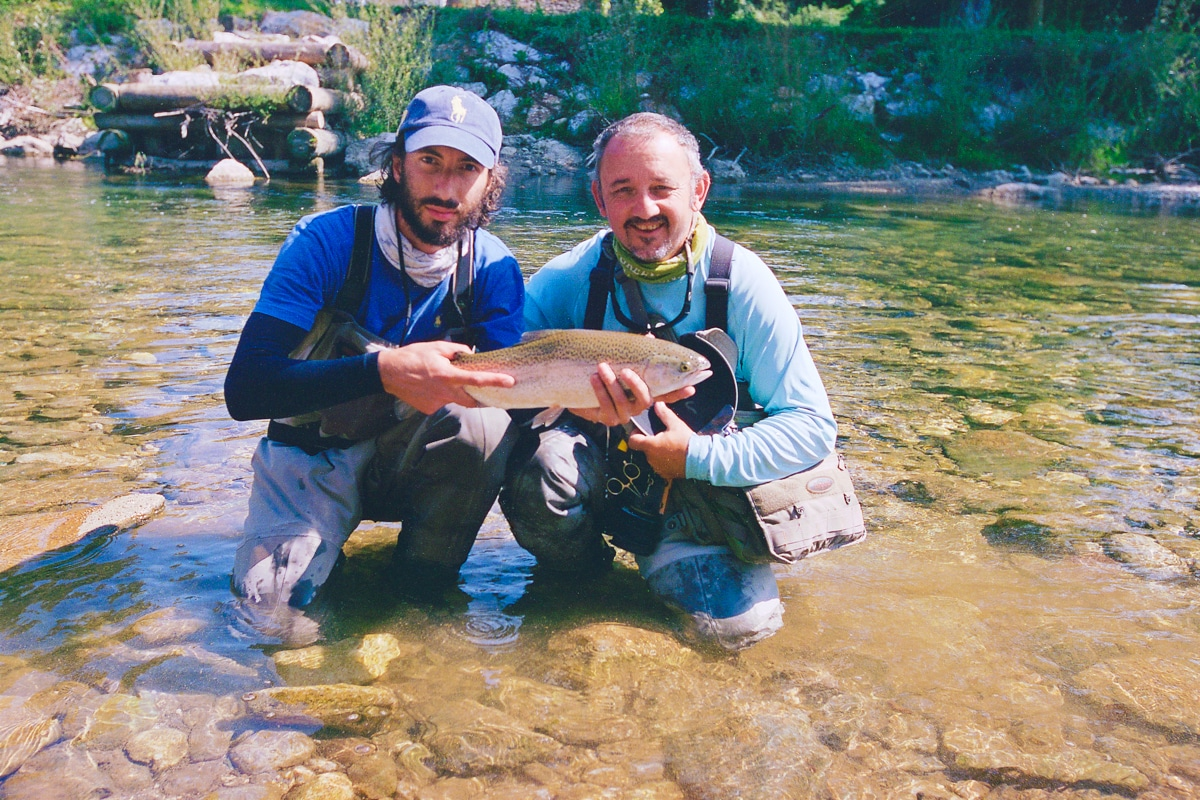 JOURNEY THROUGH ITALY - Fly Fishing in Slovenia - Best Italy Tours,  Travels, Holidays, Walking Adventures in Italy  Small Groups, Families,  Friends,